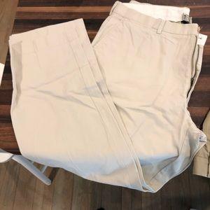 Mens polo khaki pants